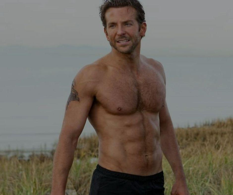 Bradley Cooper Workout