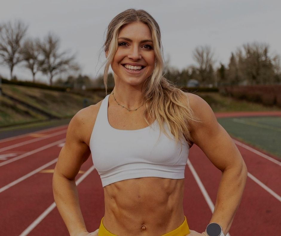 Claire P Thomas Track Workout