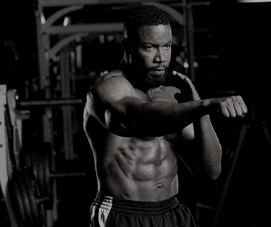 Michael Jai White Workout
