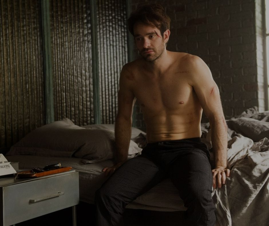 Charlie Cox Workout