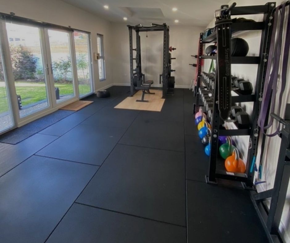 Emma Cresswell's Shed Gym