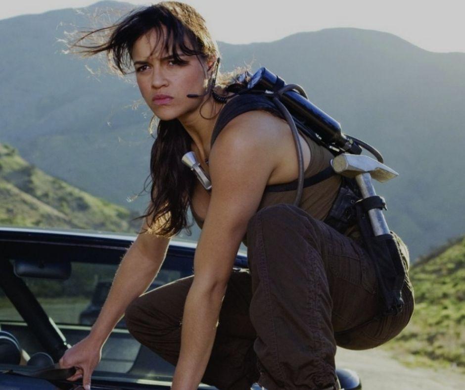Michelle Rodriguez Workout