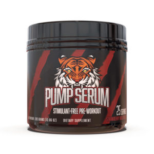 Pump Serum Stim Free Pre Workout