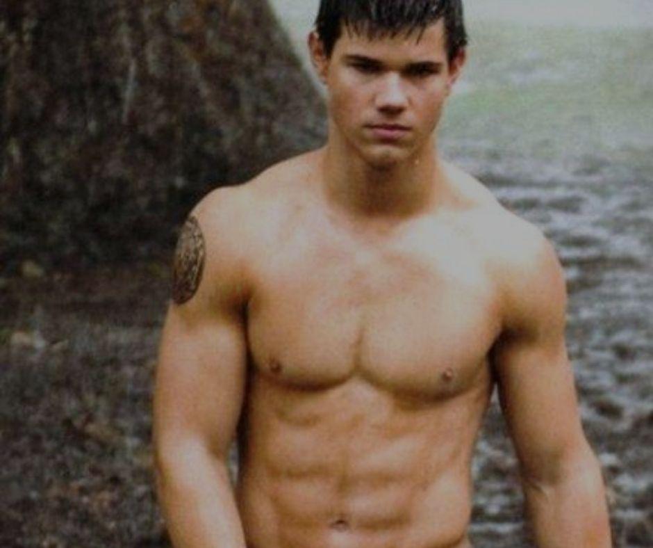 Taylor Lautner Workout