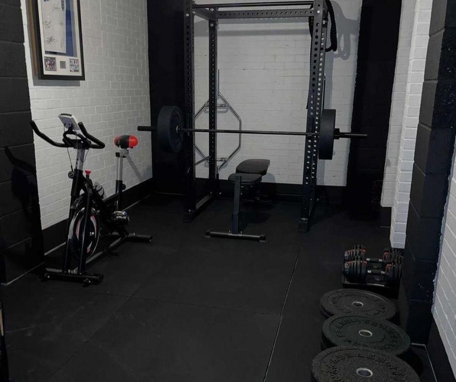 Wardy's Shed Gym