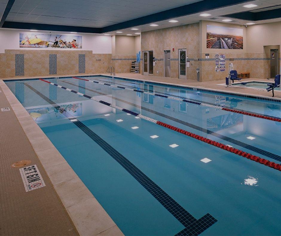 24 Hour Fitness Pool