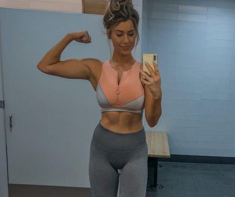 Anna Victoria Workout