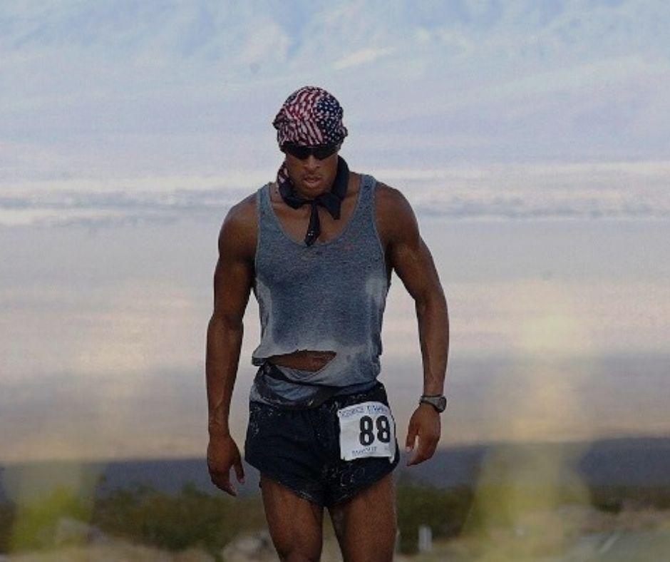 David Goggins Workout