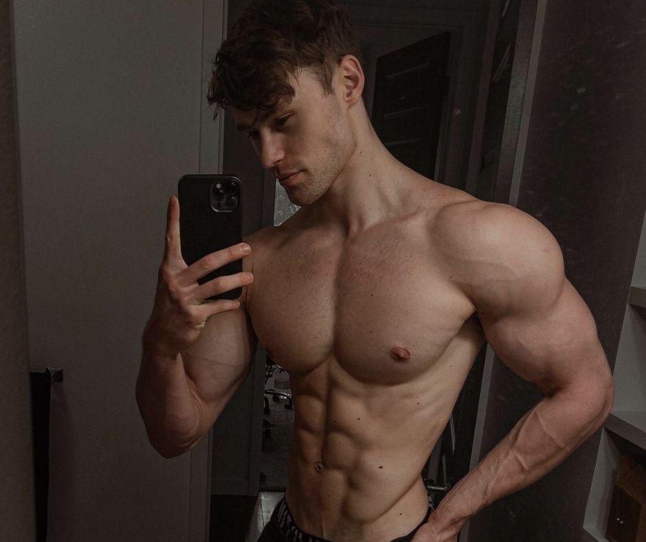 David Laid Workout