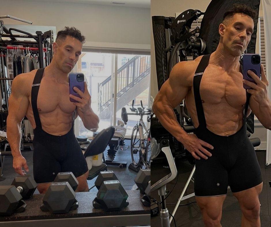 Greg Doucette Workout