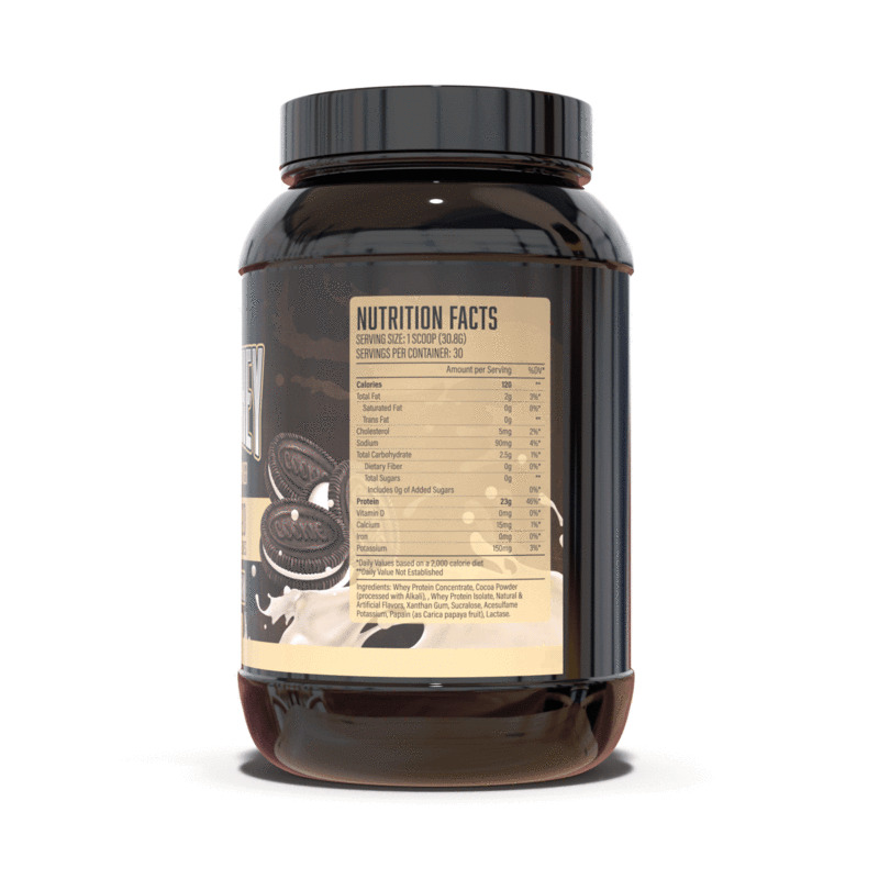 Huge Whey Protein Ingredients