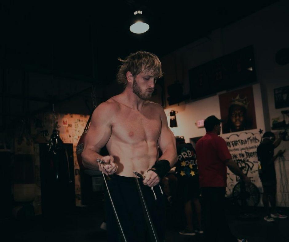 Logan Paul Diet