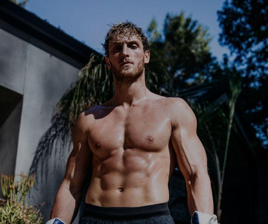 Logan Paul Workout