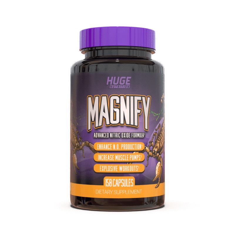 Magnify pump capsules