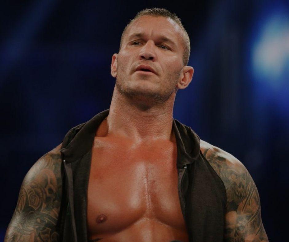 Randy Orton Diet