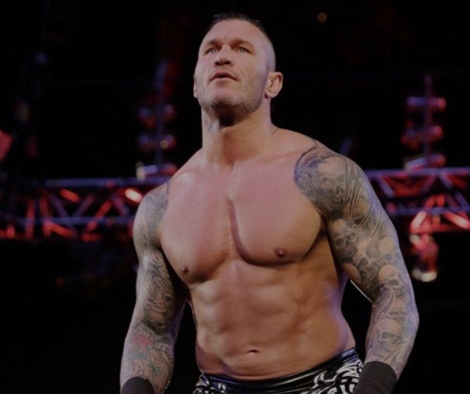 Randy Orton Workout