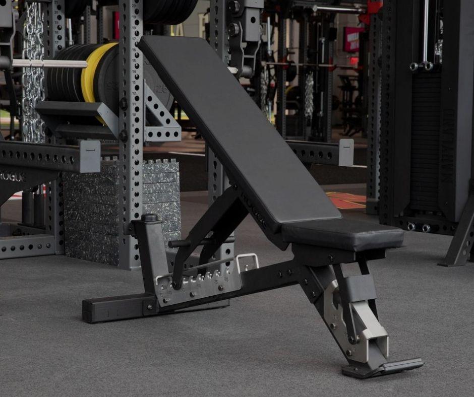 Rogue Adjustable Bench 3.0