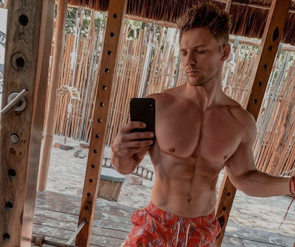 Steve Cook Workout
