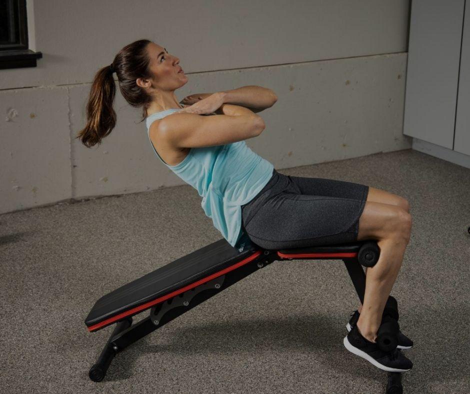 AtivaFit Adjustable Bench