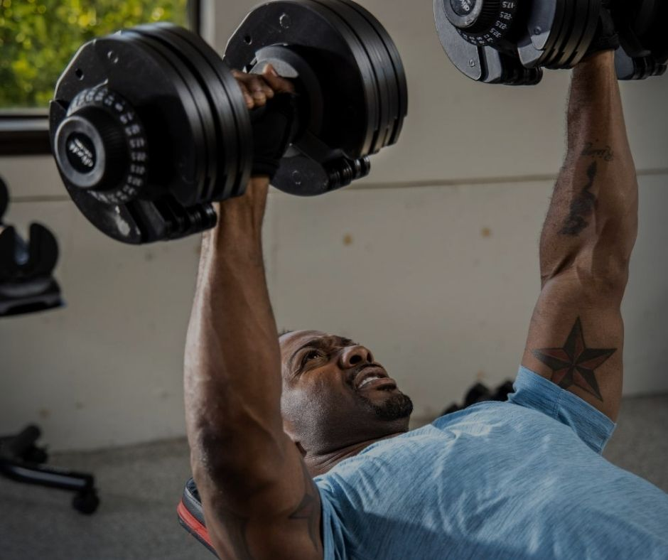 AtivaFit Adjustable Dumbbell Review