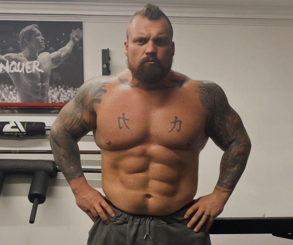 Eddie Hall Workout