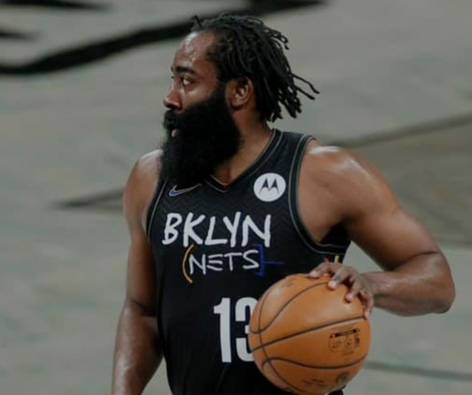 James Harden's Workout