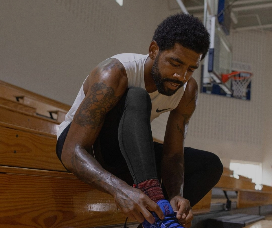 Kyrie Irving Workout