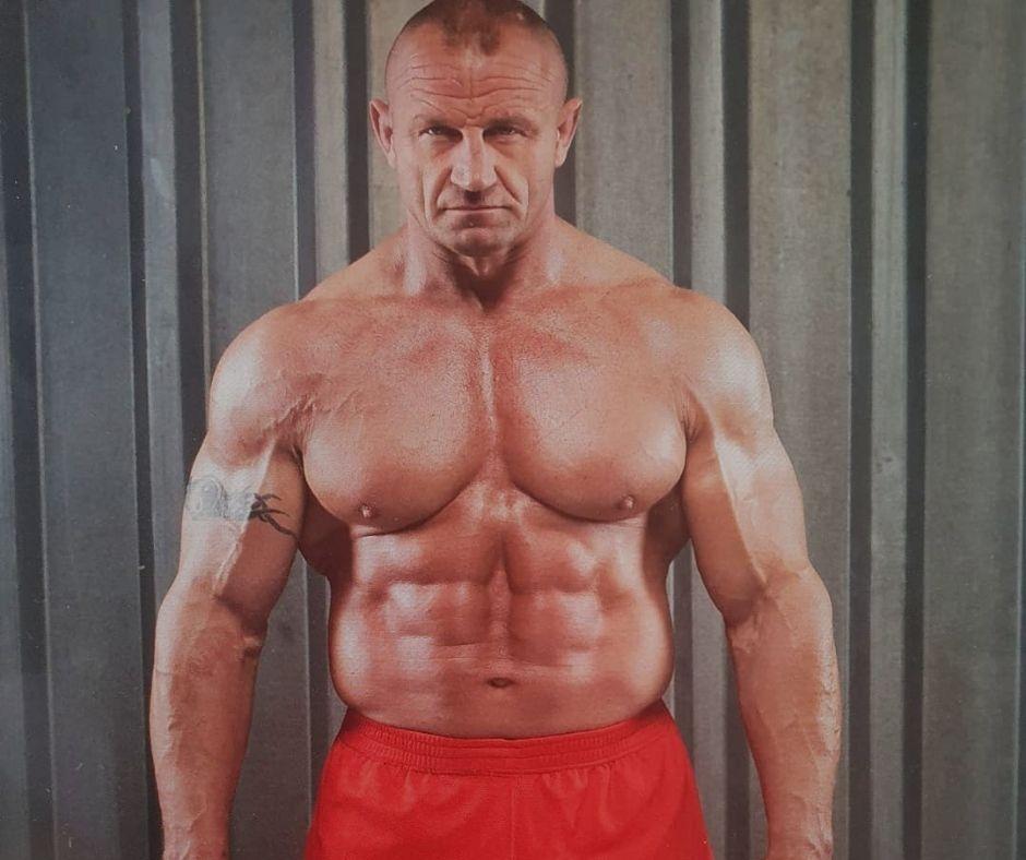 Mariusz Pudzianowski Workout