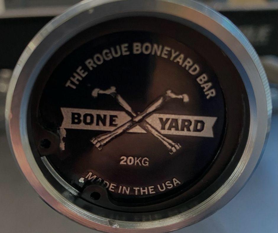 Rogue Boneyard Bars Build Quality
