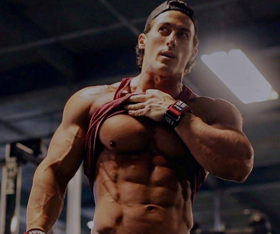 Sadik Hadzovic's Workout