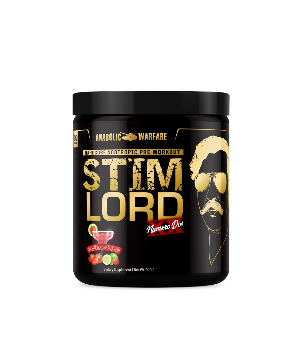 Stim Lord Numero Dos