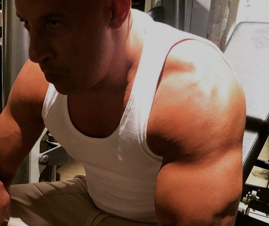 Vin Diesel Workout Split