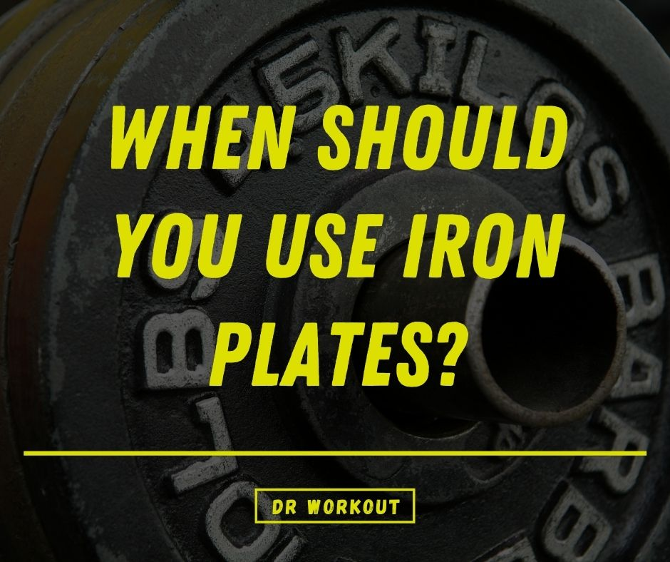 When Should You Use Iron Plates
