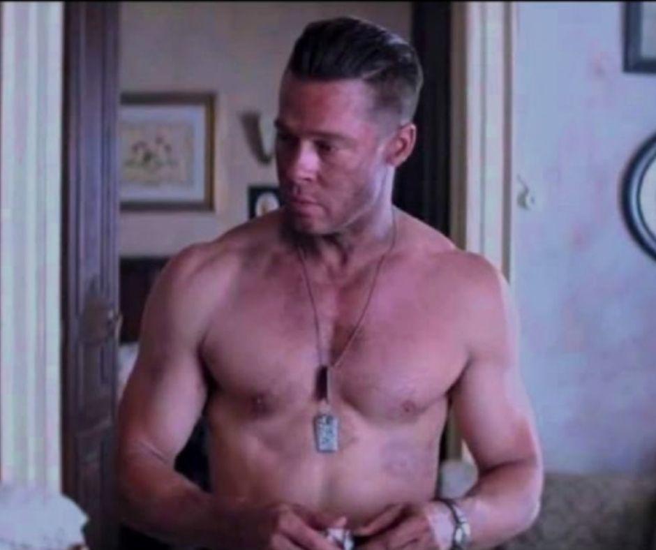 Brad Pitt Diet