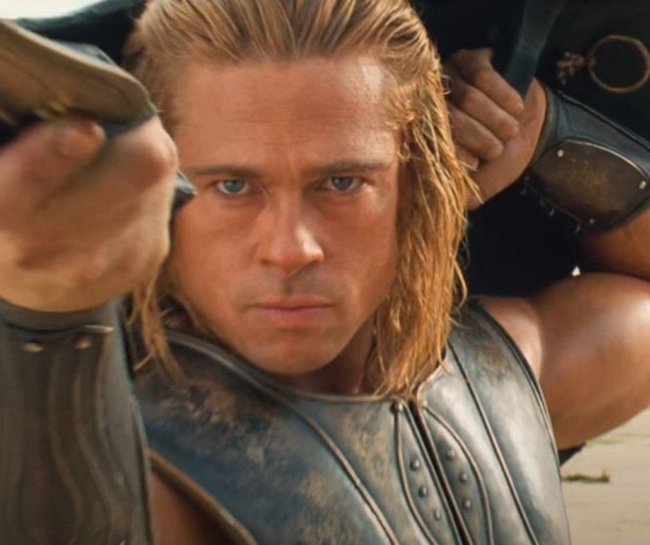 Brad Pitt's Workout