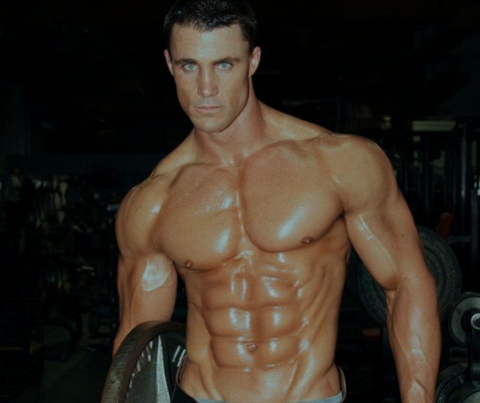 Greg Plitt Diet