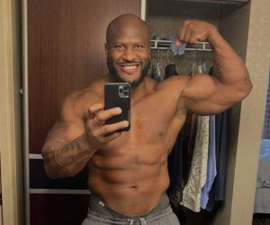 James Harrison's Workout