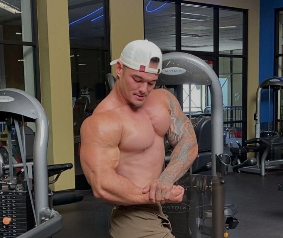 Jeremy Buendia Diet