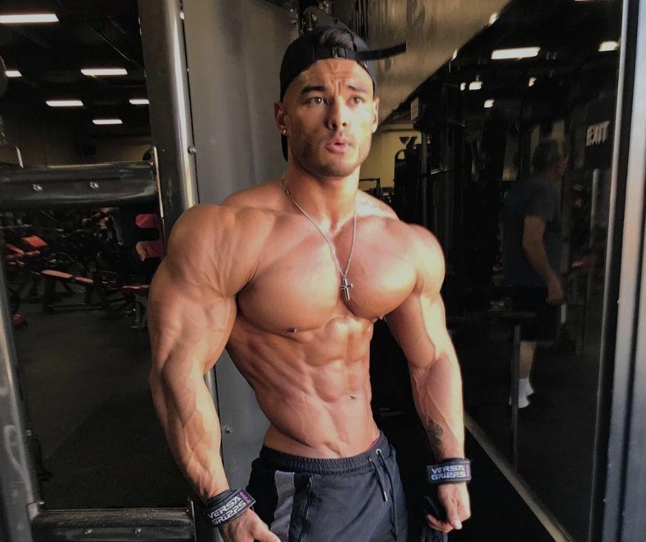 Jeremy Buendia Workout