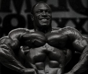 Lee Haney Workout