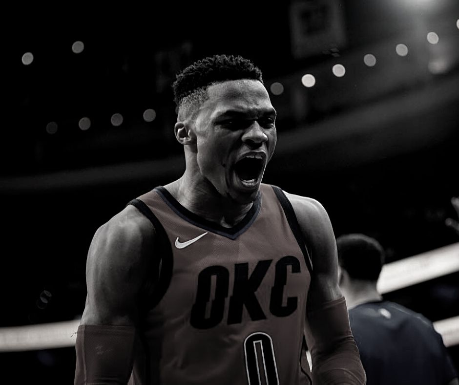 Russell Westbrook's Workout