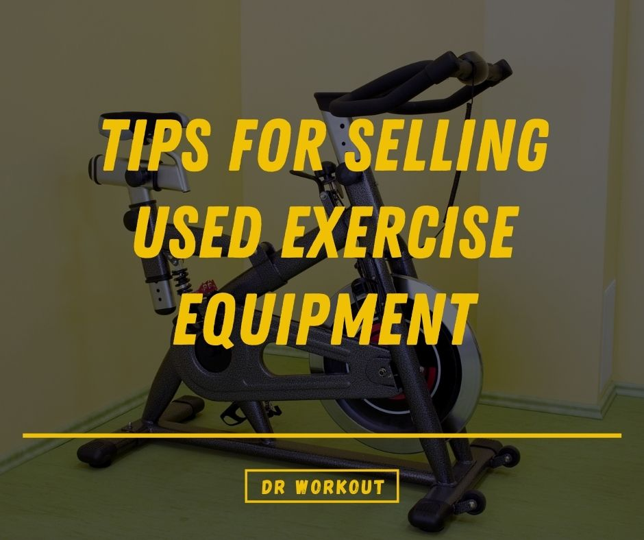 Tips For Selling Used Exercise Equipment