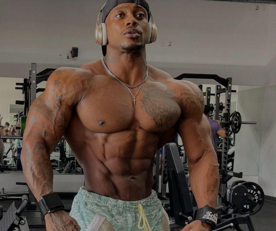 Brandon Hendrickson Workout