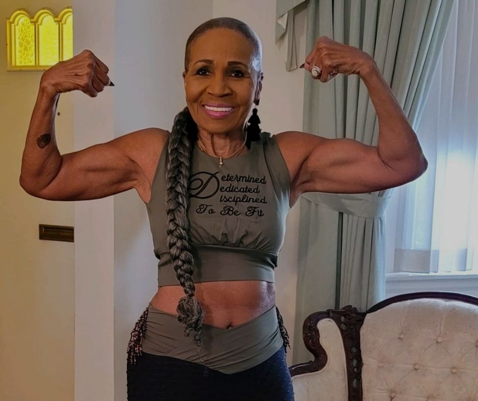 Ernestine Shepherd Workout