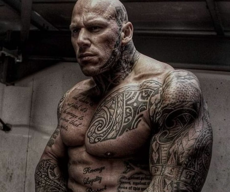 Martyn Ford Workout