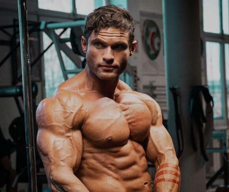 Tavi Castro Workout Split