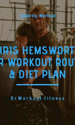 Chris Hemsworth Thor Workout Routine